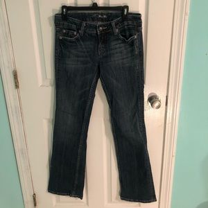 Miss me jeans size 30 boot cut guc!